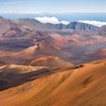Kráter Haleakala (Maui, Havaj)