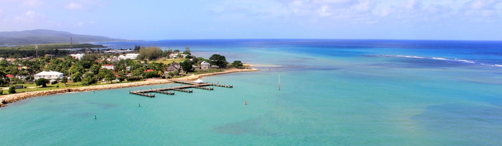 Město Falmouth, Jamajka