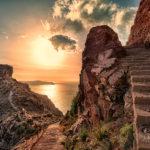 Sakaros (Santorini, Řecko)